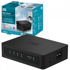 WD Livewire Reproductor multimedia