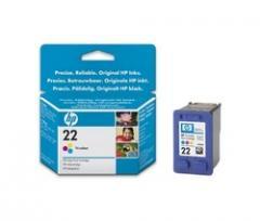 HP 22 CARTUCHO DE IMPRESIÓN